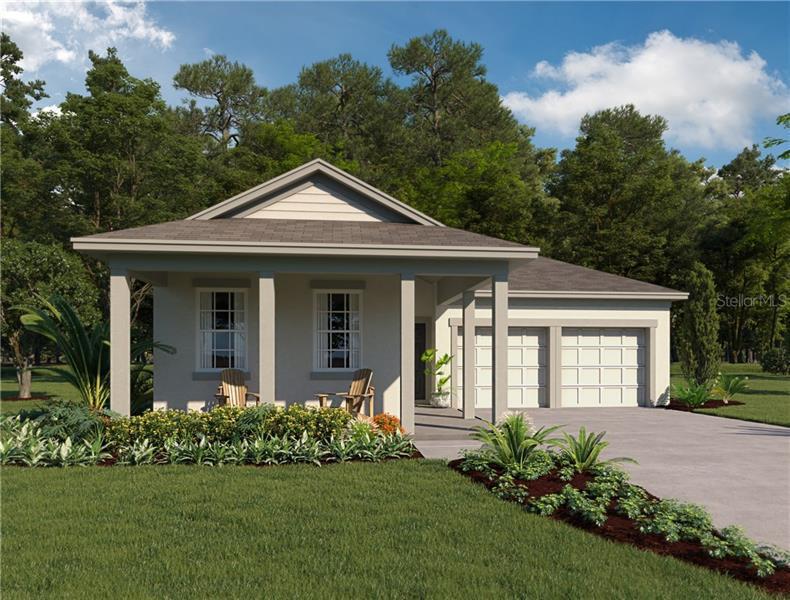 Hamlin - Overlook Homes for Sale - Winter Garden