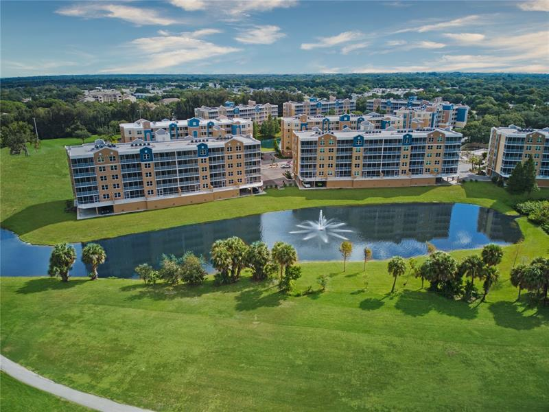 Home for sale in golf lake condo x at east bay LARGO Florida